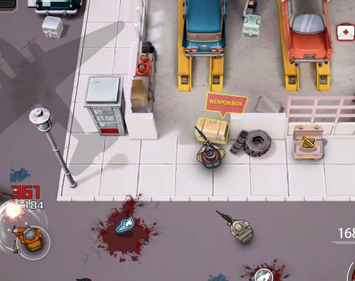 火线出击僵尸战场下载iOS版
