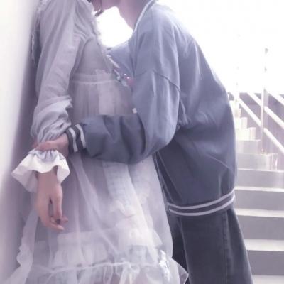 温柔系的温暖舒心的情侣头像大全-云奇网