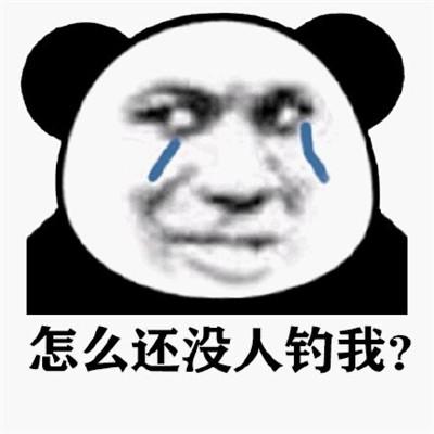 熊猫人流泪表情包大全-云奇网