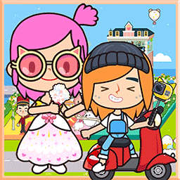 米加小镇城堡生活v1.4 最新版