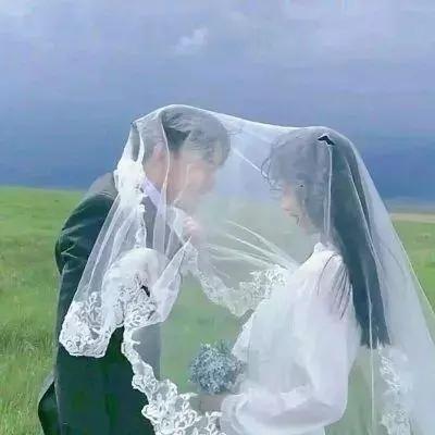 520婚纱风格的情头最新版甜蜜 2021甜蜜的520情头大全