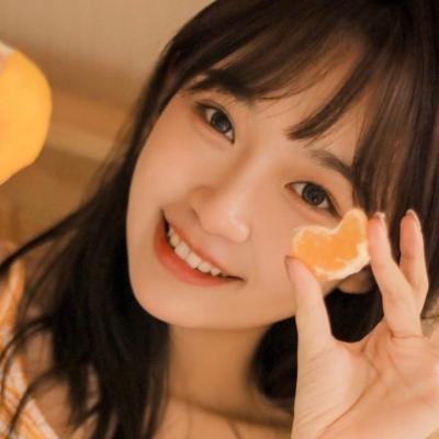 适合520用的甜系少女写真女头2021 甜美又好看少女精选女头