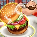 做饭游戏汉堡制作v1.0 最新版