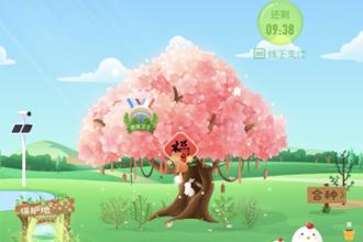 蚂蚁森林粉色树怎么来的?支付宝蚂蚁森林的树怎么变粉色操作步骤