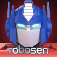 乐森擎天柱机器人app
