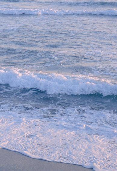 2021浪漫的大海的空间壁纸 距离不是问题
