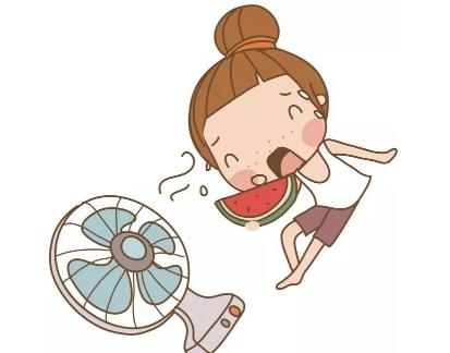 夏季吃西瓜的搞笑说说大全-云奇网