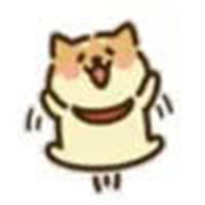 热门可爱柴犬可爱的卡通表情精选大全-云奇网