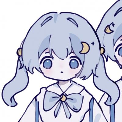蓝色系甜蜜唯美的情头大全-云奇网