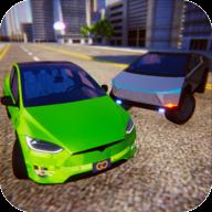 特斯拉模拟驾驶手游v1.4 安卓版