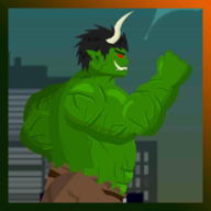绿巨人摧毁城市v1.0 安卓版