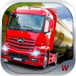 欧洲卡车司机2手游v1.0.1 安卓版