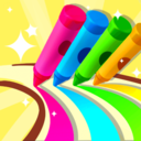 炫彩画笔冲浪v1.0.0 安卓版