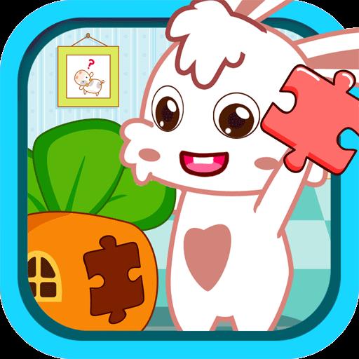 儿童拼图达人app