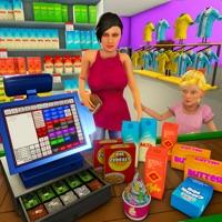 超市杂货店购物游戏3D下载iOS