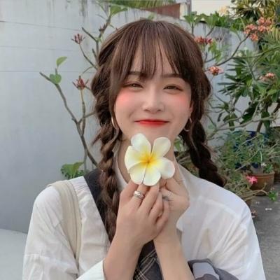 好看的小仙女甜美的微信头像 你温温和柔的跟我说我就都听你的