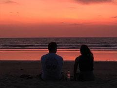 和喜欢的人看日落的句子 看夕阳的唯美浪漫句子