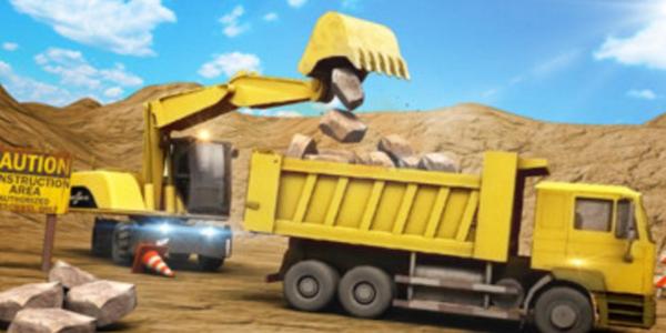 挖掘机模拟游戏大全