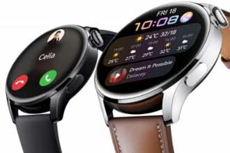 华为watch3怎么连接手机 华为watch3怎么设置时间