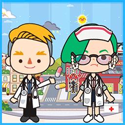 米加小镇护士v1.1 最新版