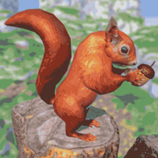 真实松鼠模拟v1.3 手机版