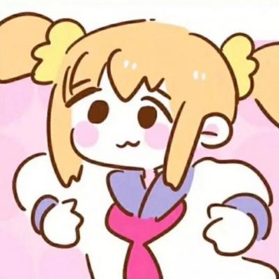 卡哇伊萌萌粉色系二次元动漫女生头像大全-云奇网