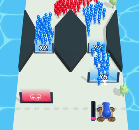 炮弹人冲冲冲游戏iOS版