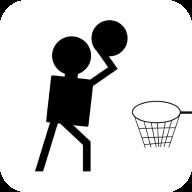 黑色篮球v1.0.32 安卓版