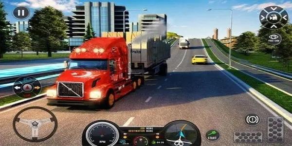 最真实的卡车驾驶游戏大全