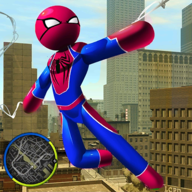 绿魔蜘蛛侠绳索英雄v1.1 安卓版