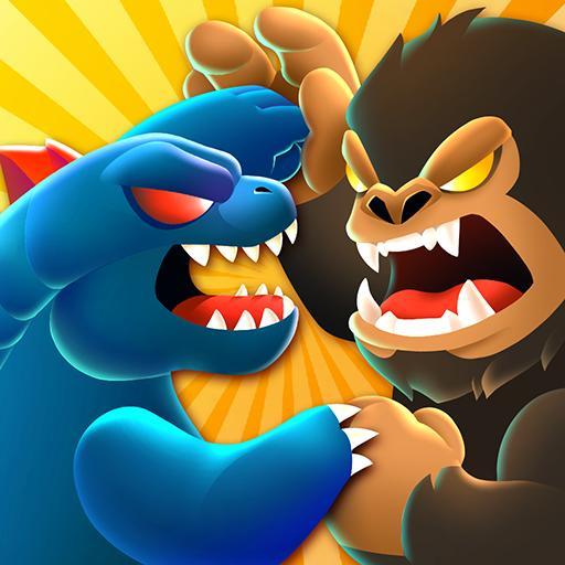 动物王国大战恐龙v1.0 安卓版