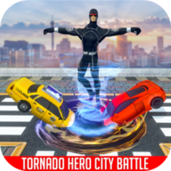 黑洞龙卷风超级英雄v1.0 安卓版