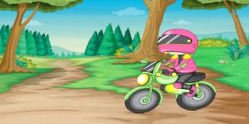 好玩的摩托车驾驶游戏