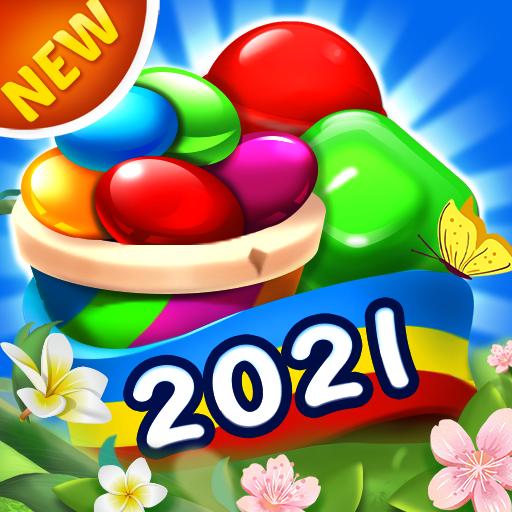 糖果爆炸狂热比赛v1.5.9 最新版