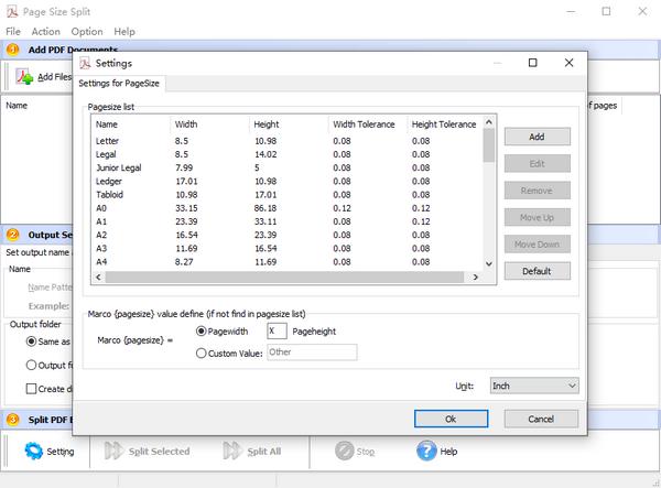 A-PDF Page Size Split(PDF页面拆分工具)v3.0.0 官方版