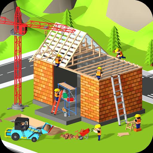 模拟挖掘机建房子v1.6 最新版