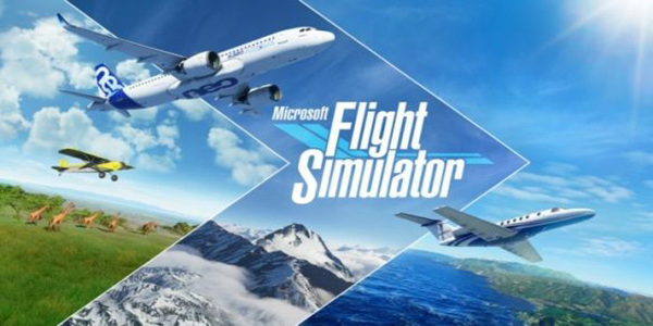 飞行模拟游戏系列