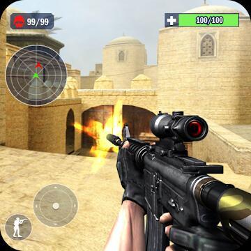火线枪战求生v1.0.0 安卓版