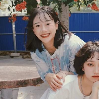 神仙友情必备的颜值超高的姐妹头像大全-云奇网