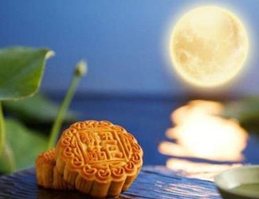 中秋节吃月饼赏月的优美句子大全-云奇网