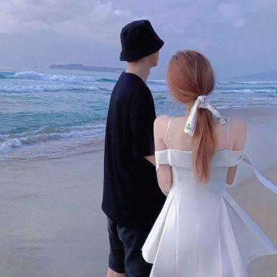双向奔赴的令人羡慕的爱情头像_不是不喜欢了而是明白该放下