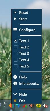 News Ticker(水平滚动条软件) 电脑软件 第1张