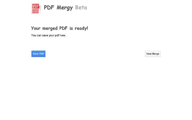 PDF Mergy 电脑软件 第1张