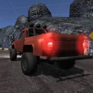 皮卡车4x4越野司机v0.2 安卓版