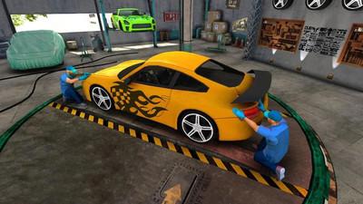 汽车修理模拟器