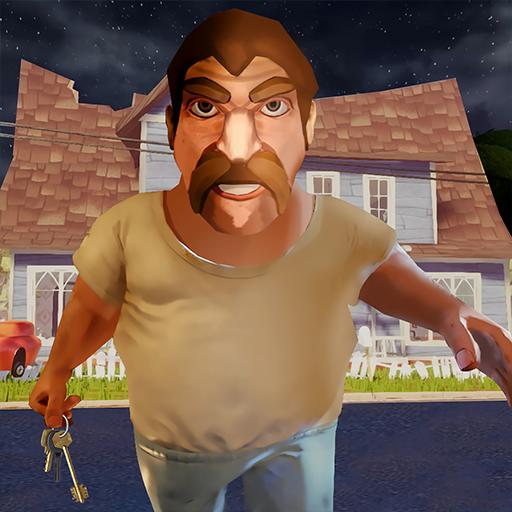 惊悚邻居游戏v1.1 安卓版