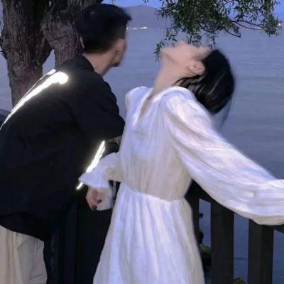 超级好看的值得收藏的双人情头 很仙气又很甜美的情头