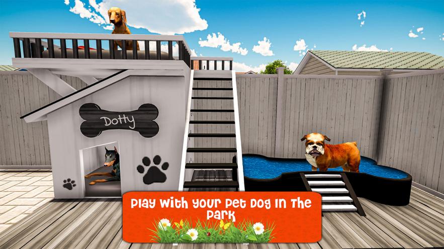 虚拟狗模拟器游戏下载安装iOSv1.0 中文版