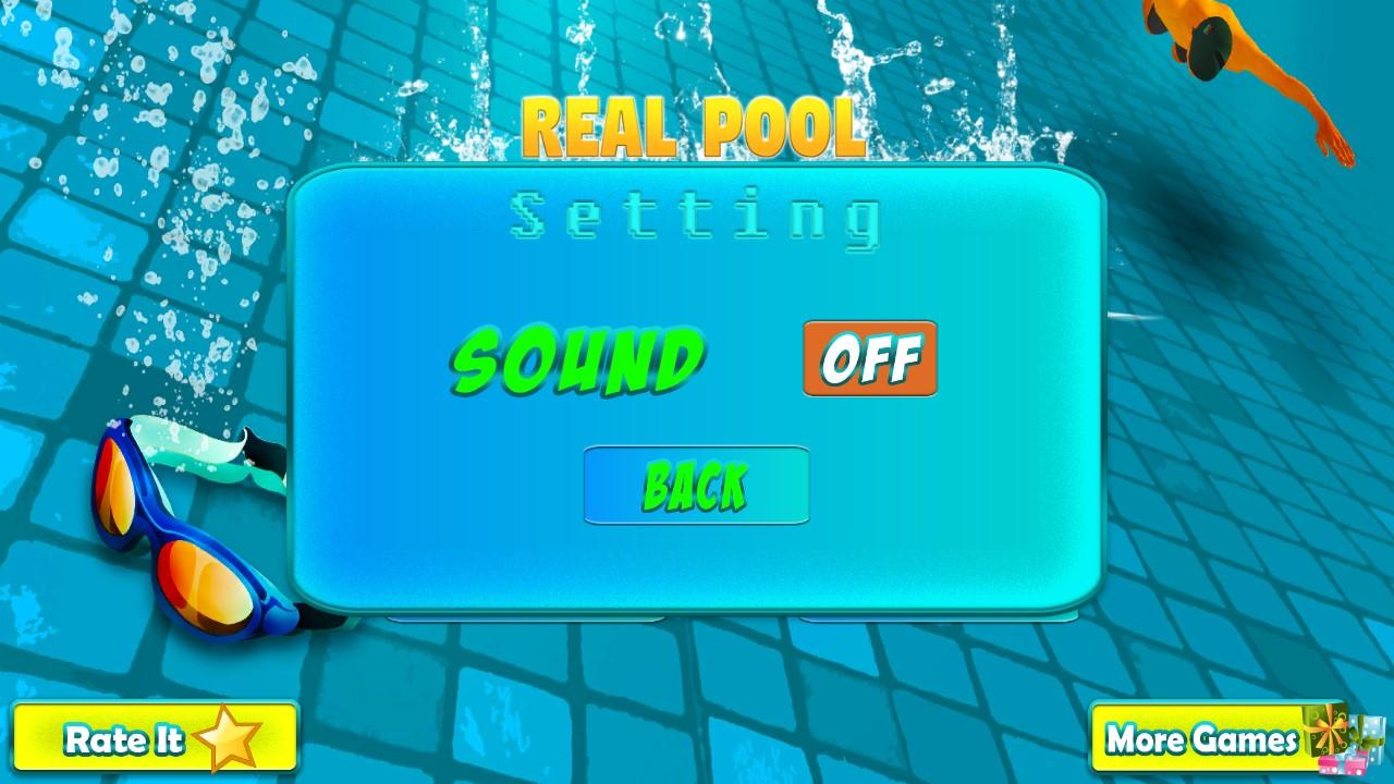 游泳模拟器游戏