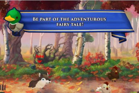 童话世界冒险跑